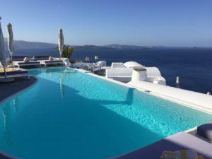 カティキエスホテルのプール