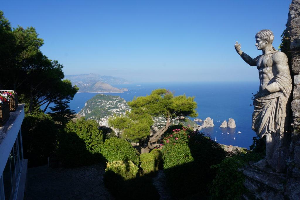 モンテ・ソラーロからの眺め