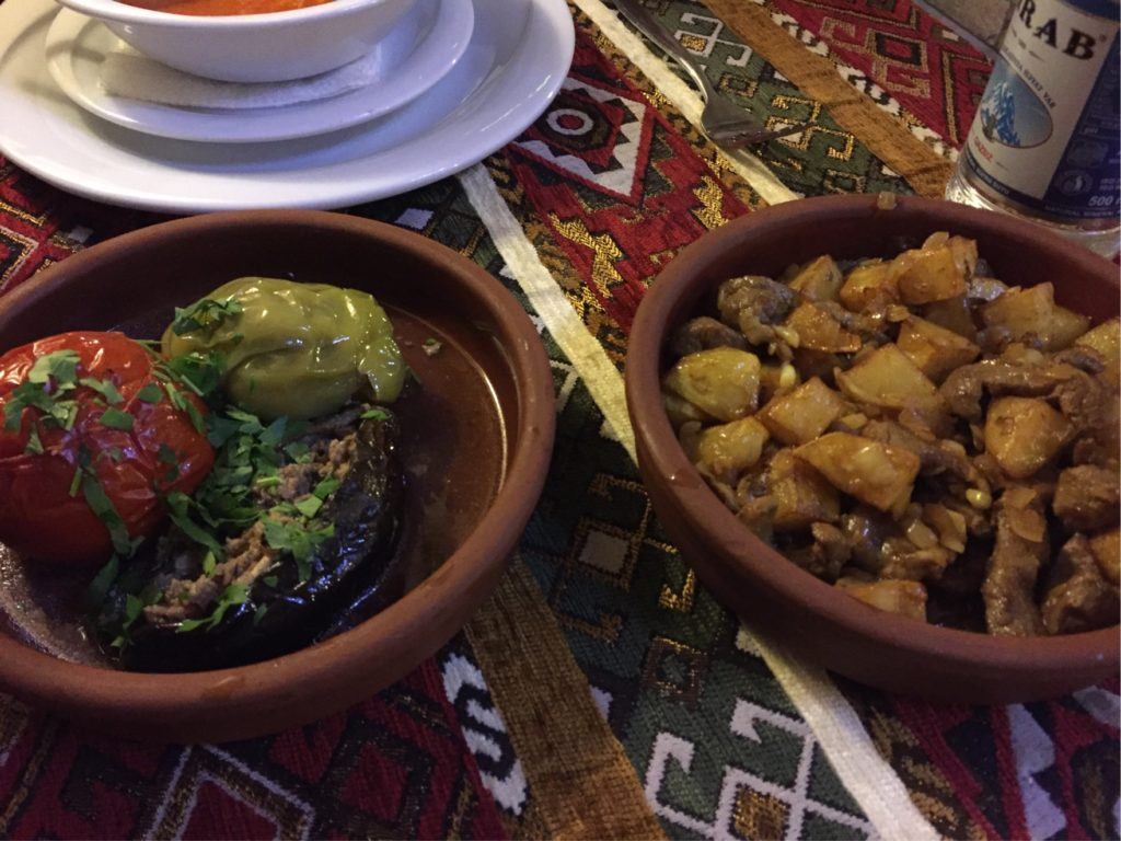 アゼルバイジャン料理