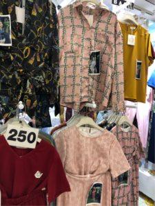 プラチナムファッションモール、服