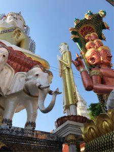 ワット・クン・チャン仏像