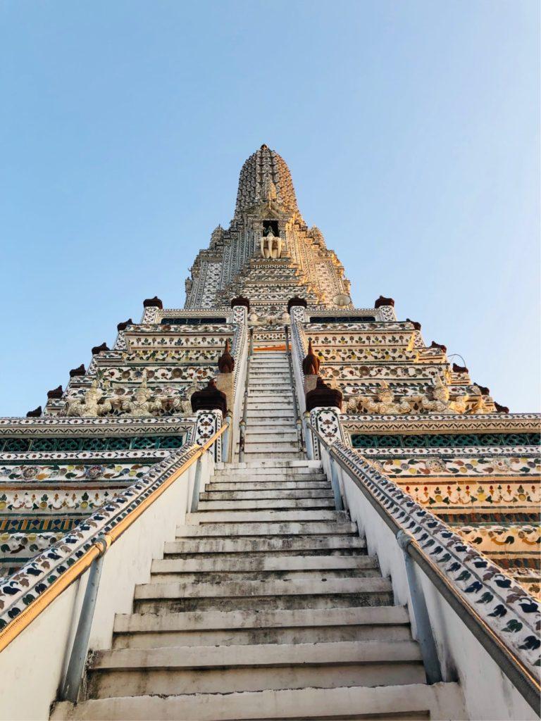 ワット・アルン大仏塔