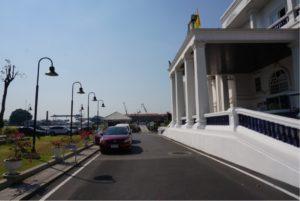 海軍の建物