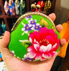 花布柄の雑貨