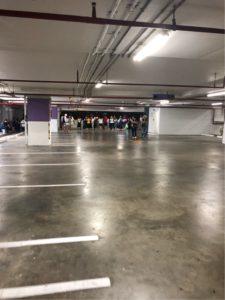 エスプラネード駐車場