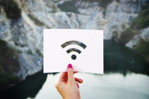 Wi-Fiのマーク