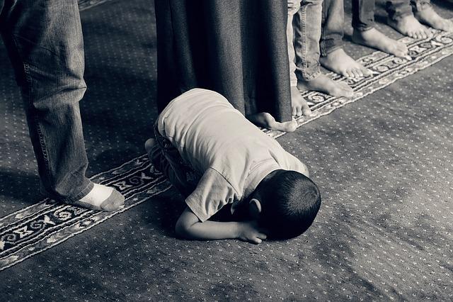 イスラム教の子供