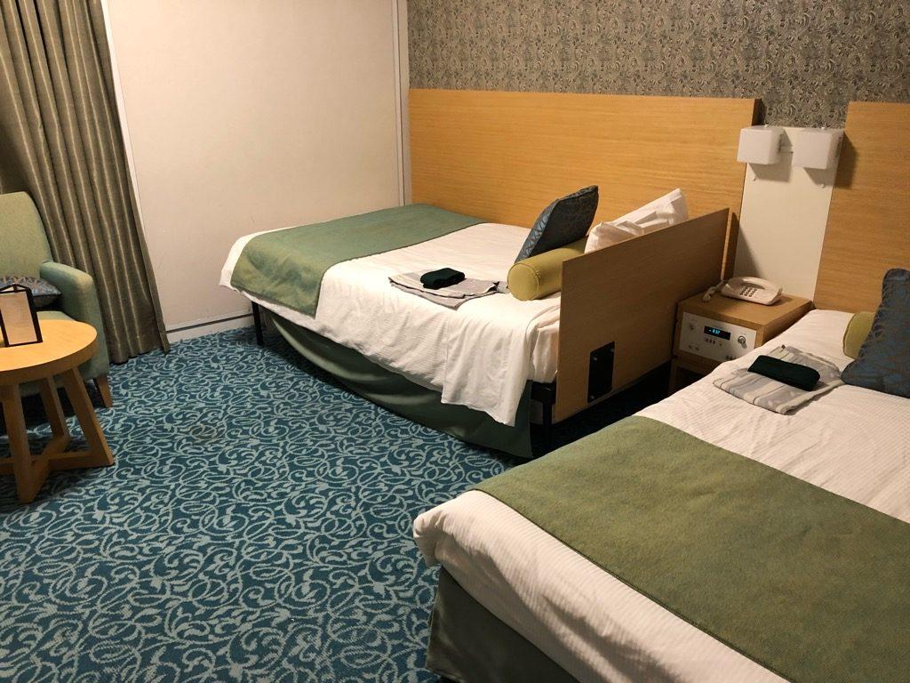 成田ビューホテル部屋