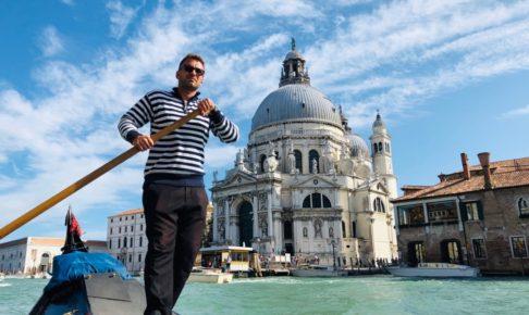 ヴェネツィアのゴンドラクルーズ