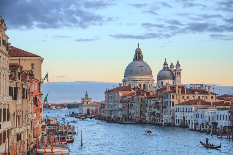 ヴェネチア風景