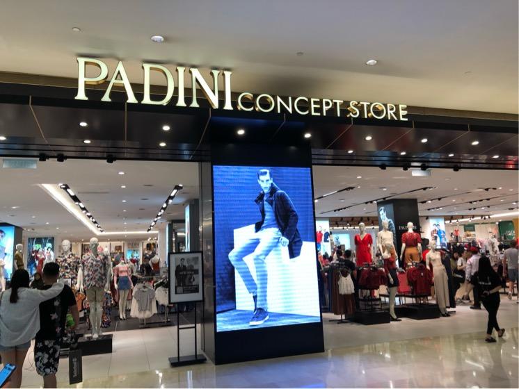 Padini Concept store
